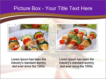 Gourmet Meat PowerPoint Template - Slide 18