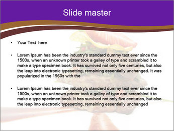 Gourmet Meat PowerPoint Template - Slide 2