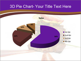 Gourmet Meat PowerPoint Template - Slide 35