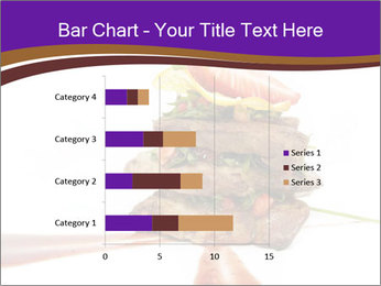 Gourmet Meat PowerPoint Template - Slide 52