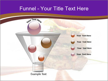 Gourmet Meat PowerPoint Template - Slide 63