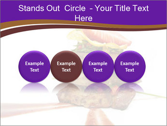Gourmet Meat PowerPoint Template - Slide 76