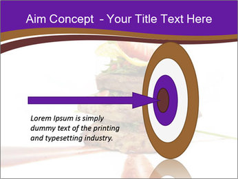 Gourmet Meat PowerPoint Template - Slide 83