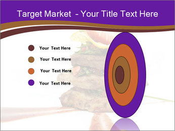 Gourmet Meat PowerPoint Template - Slide 84