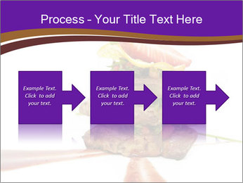 Gourmet Meat PowerPoint Template - Slide 88