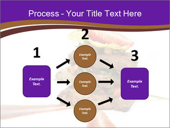 Gourmet Meat PowerPoint Template - Slide 92