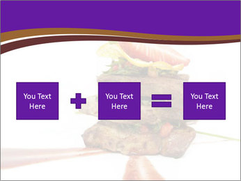 Gourmet Meat PowerPoint Template - Slide 95