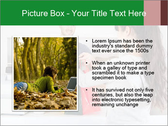 Shopper Family PowerPoint Template - Slide 13