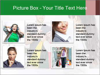 Shopper Family PowerPoint Template - Slide 14