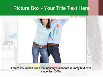 Shopper Family PowerPoint Template - Slide 16