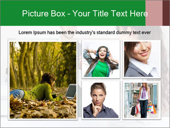 Shopper Family PowerPoint Template - Slide 19