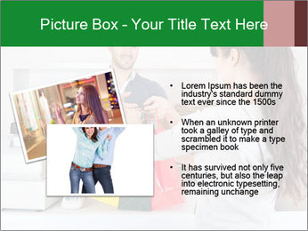 Shopper Family PowerPoint Template - Slide 20