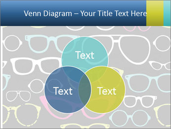 Colorful Sunglasses PowerPoint Template - Slide 33