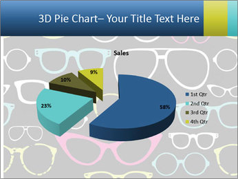 Colorful Sunglasses PowerPoint Template - Slide 35