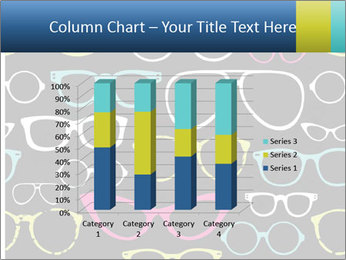 Colorful Sunglasses PowerPoint Template - Slide 50