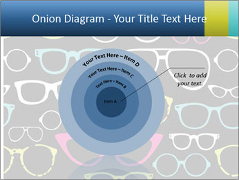 Colorful Sunglasses PowerPoint Templates - Slide 61