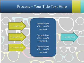 Colorful Sunglasses PowerPoint Template - Slide 85