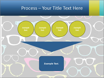 Colorful Sunglasses PowerPoint Template - Slide 93