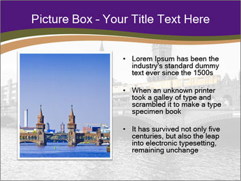 Gothic Building PowerPoint Template - Slide 13