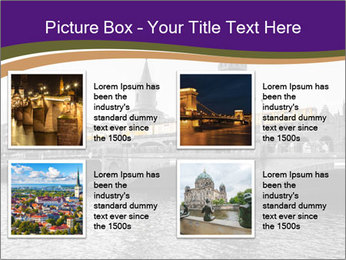 Gothic Building PowerPoint Template - Slide 14