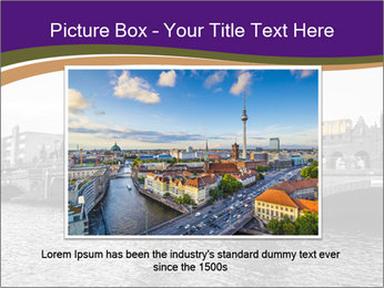 Gothic Building PowerPoint Template - Slide 15