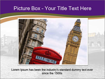 Gothic Building PowerPoint Template - Slide 16
