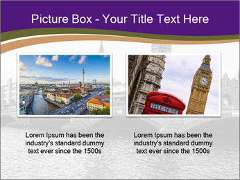 Gothic Building PowerPoint Template - Slide 18