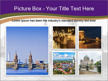 Gothic Building PowerPoint Template - Slide 19