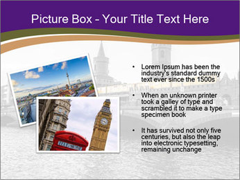 Gothic Building PowerPoint Template - Slide 20
