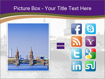 Gothic Building PowerPoint Template - Slide 21