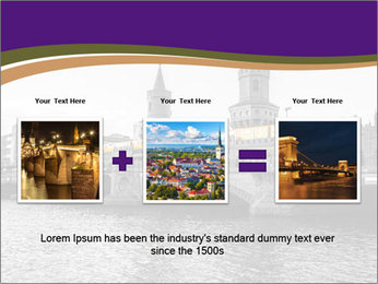 Gothic Building PowerPoint Template - Slide 22