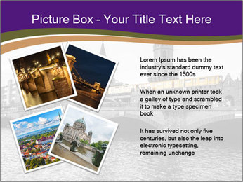 Gothic Building PowerPoint Template - Slide 23
