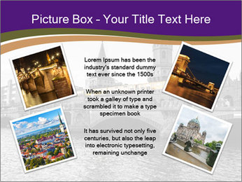 Gothic Building PowerPoint Template - Slide 24