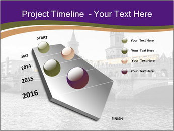 Gothic Building PowerPoint Template - Slide 26
