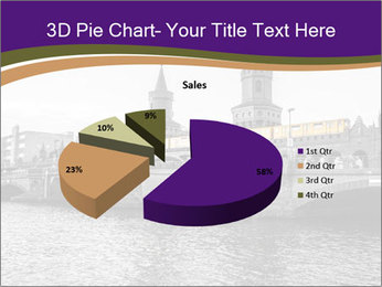 Gothic Building PowerPoint Template - Slide 35