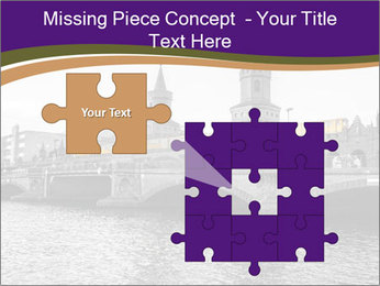 Gothic Building PowerPoint Template - Slide 45