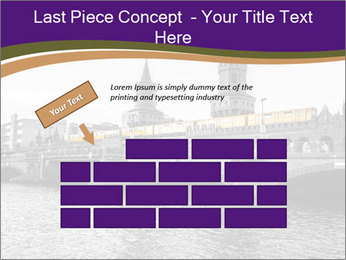 Gothic Building PowerPoint Template - Slide 46