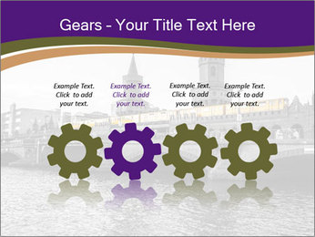Gothic Building PowerPoint Templates - Slide 48