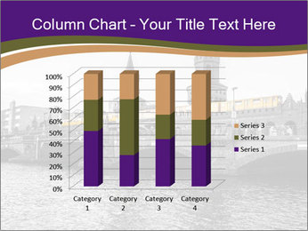 Gothic Building PowerPoint Template - Slide 50