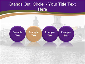 Gothic Building PowerPoint Template - Slide 76