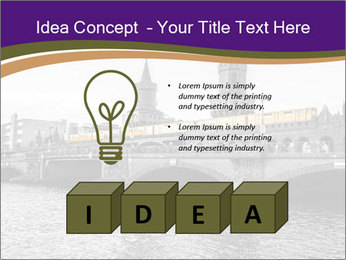 Gothic Building PowerPoint Template - Slide 80