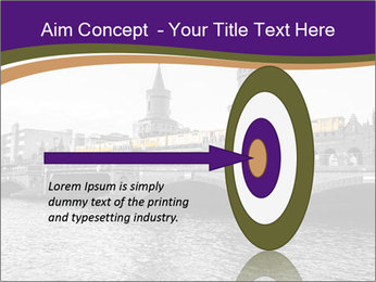 Gothic Building PowerPoint Template - Slide 83