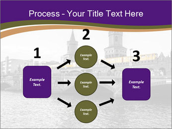 Gothic Building PowerPoint Template - Slide 92