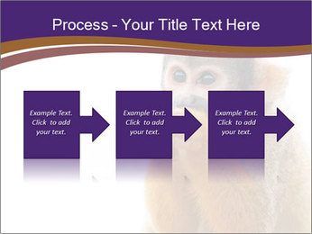African Monkey PowerPoint Template - Slide 88