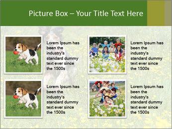 Happy Dog PowerPoint Templates - Slide 14