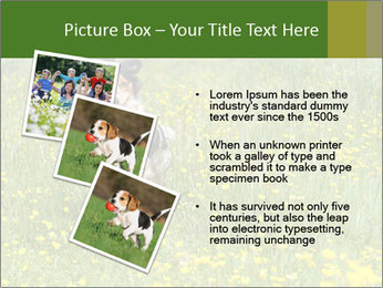 Happy Dog PowerPoint Template - Slide 17
