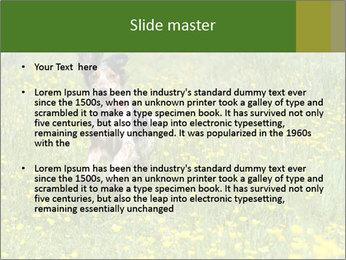 Happy Dog PowerPoint Templates - Slide 2