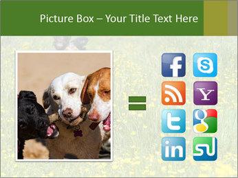 Happy Dog PowerPoint Templates - Slide 21
