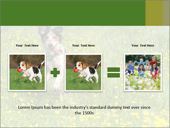Happy Dog PowerPoint Template - Slide 22