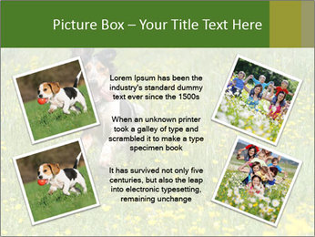 Happy Dog PowerPoint Template - Slide 24